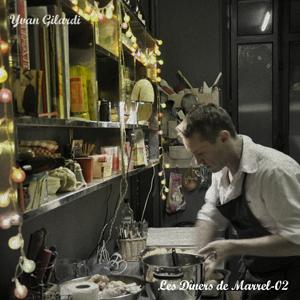 Dîner n°02 le 09/11/12 - Yvan en cuisine !