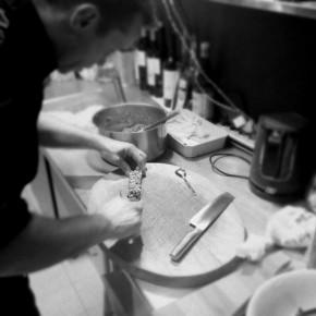 Diner N°03 - Le 23/11/12 : Les blettes