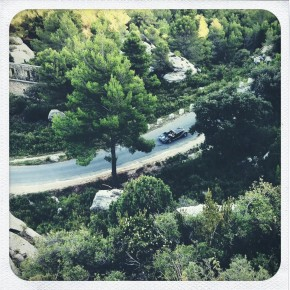Petite route des baux Marrel Saint remy de provence 02