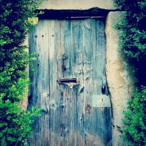 Porte Eygalieres provence