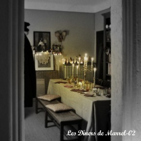 Les Dîners de Marrel / Photos