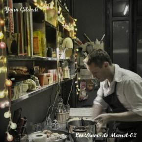 Dîner N°02 le 09/11/12 : Avec une bonne musique africaine pour rythmer la cuisine