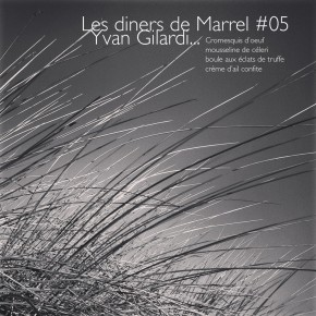 Yvan Gilardi - Les Diners de Marrel 05 - Saint-Rémy de Provence 02 - Restaurant Gastronomie copie - Copie