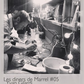 Yvan Gilardi - Les Diners de Marrel 05 - Saint-Rémy de Provence 03 - Restaurant Gastronomie copie - Copie
