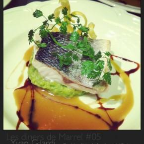 Yvan Gilardi - Les Diners de Marrel 05 - Saint-Rémy de Provence 04 - Restaurant Gastronomie copie - Copie